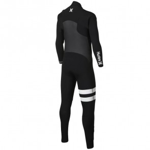 Hurley Youth Advantage Plus 4/3 Chest Zip Wetsuit