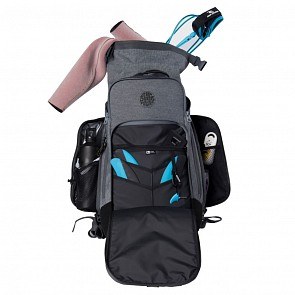 Rip Curl F-Light Surf Cordura 40L Backpack - Grey