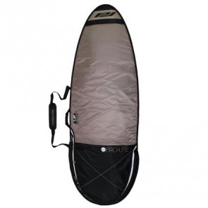 Pro-Lite Boardbags Session Fish/Hybrid/Big Short Day Bag - Taupe/Silver