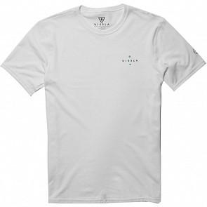 Vissla Beach Day Surf T-Shirt - White