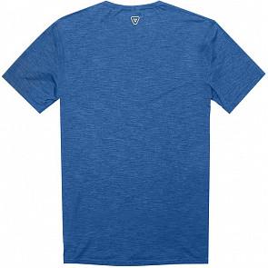 Vissla The Trip Surf T-Shirt - Royal Heather