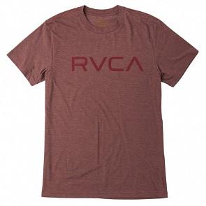 RVCA Big RVCA Tee - Bordeaux