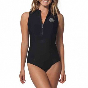 Rip Curl Women's G-Bomb 1mm Cap Sleeve Spring Wetsuit