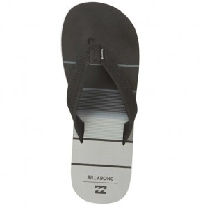 Billabong Youth Stoked Sandals - Black Stripe