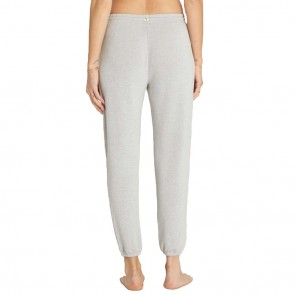 Billabong Women's Cozy Coast Fleece Sweat Pants - Ice Athletic Grey