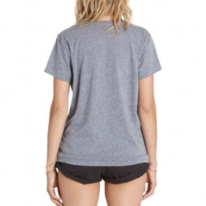 Billabong Women's Mystic Dreamer T-Shirt - Dark Athletic Grey