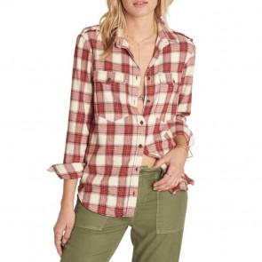 Billabong Women's Venture Out Flannel - Sienna