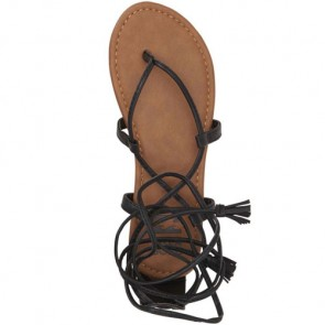 Billabong Women's Around The Sun Sandals - Black