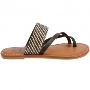 Billabong Women's With Luv Sandals - Off Black