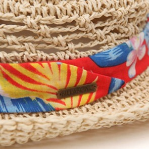 Billabong Women's Aloha Yo Straw Hat - Natural