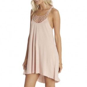 Billabong Women's Great Views Dress - Rose Dust