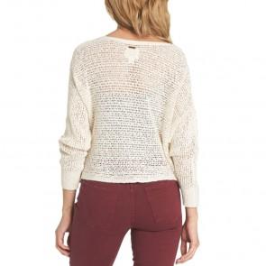Billabong Women's Dance With Me Sweater - Cool Wip