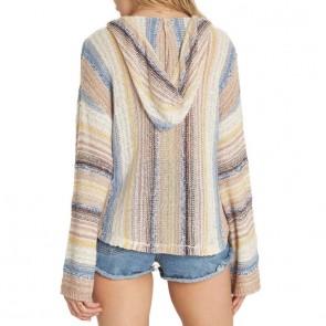 Billabong Women's Baja Beach Hooded Sweater - Multi