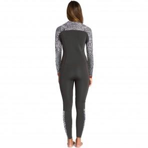 Billabong Women's Salty Dayz 3/2 Chest Zip Wetsuit - 2015