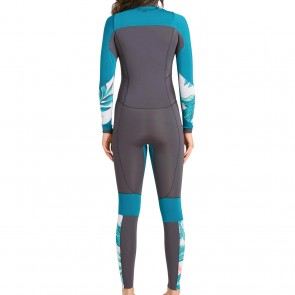 Billabong Women's Salty Dayz 3/2 Chest Zip Wetsuit - 2016