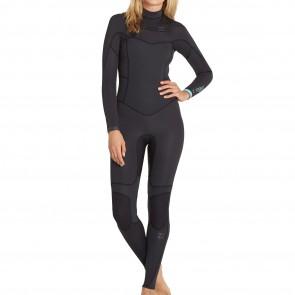 Billabong Women's Synergy 4/3 Chest Zip Wetsuit