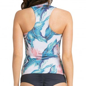 Billabong Women's Salty Dayz Vest - Tropical