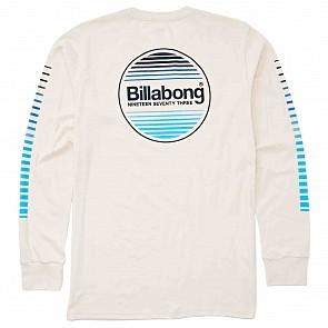 Billabong Atlantic Long Sleeve T-Shirt - Rock
