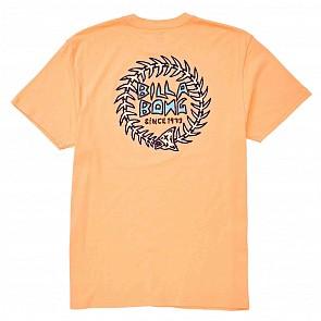Billabong Fishtail T-Shirt - Cantaloupe