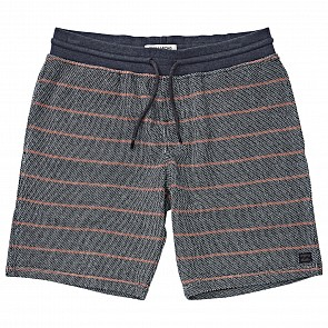 Billabong Flecker Ventana Shorts - Navy