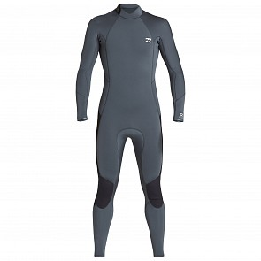 Billabong Furnace Absolute 3/2 Back Zip Wetsuit