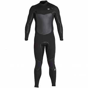 Billabong Furnace Absolute X GBS 3/2 Chest Zip Wetsuit