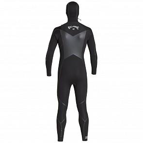 Billabong Furnace Ultra 5/4 Hooded Chest Zip Wetsuit