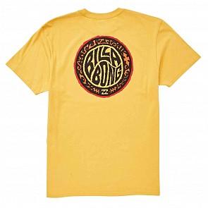 Billabong Tribe T-Shirt - Gold