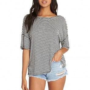 Billabong Women's Daydream T-Shirt - White/Black