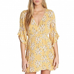 Billabong Women's Love Light Dress - Golden Hour