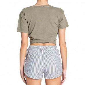 Billabong Women's Road Trippin Shorts - Deja Blue