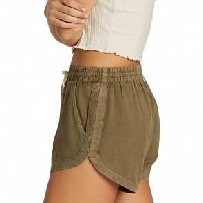 Billabong Women's Road Trippin Shorts - Sage