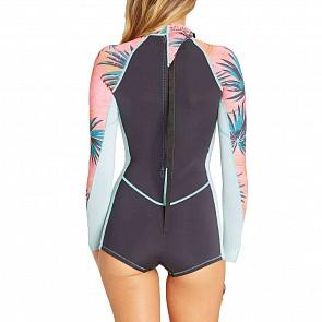 Billabong Women's Spring Fever 2mm Long Sleeve Spring Wetsuit - Spring 2019