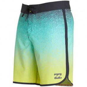 Billabong 73 X Lineup Boardshorts - Lime