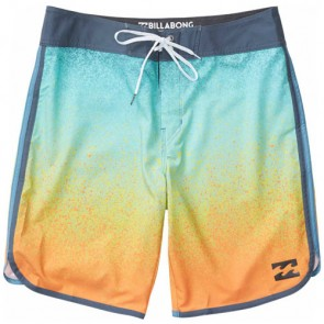 Billabong 73 X Lineup Boardshorts - Orange