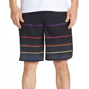 Billabong 73 X Stripe Boardshorts - Black