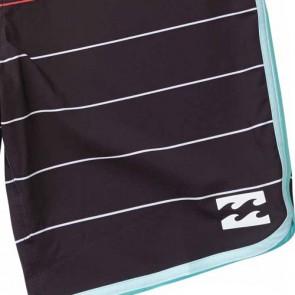 Billabong 73 X Stripe Boardshorts - Black