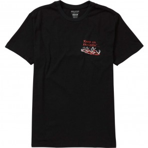 Billabong Keep On Shreddin T-Shirt - Black