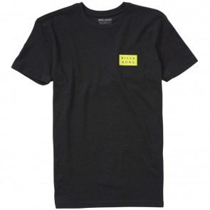 Billabong Youth Fill Die Cut T-Shirt - Black