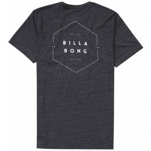 Billabong Answer T-Shirt - Black Tri-Blend