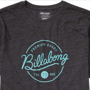 Billabong Coaster T-Shirt - Black Tri-Blend