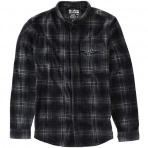 Billabong Furnace Flannel - Black