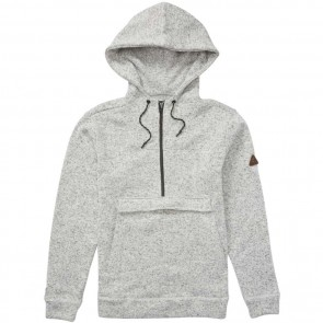 Billabong Boundary Furnace Hoodie - Grey Heather