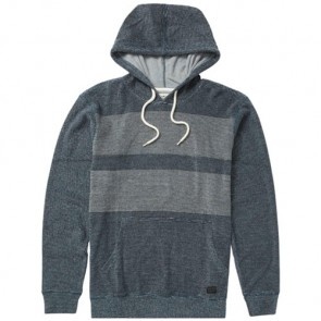 Billabong Flecker Blocked Hoodie - Dark Slate