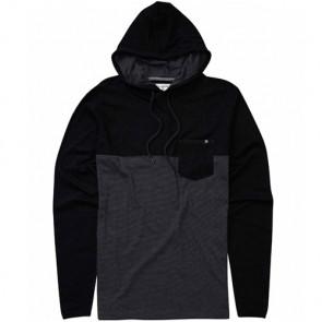 Billabong Dover Hooded Top - Black