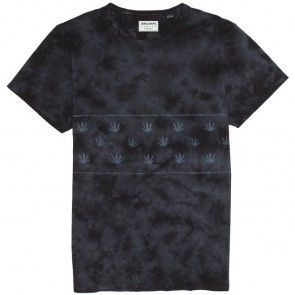 Billabong Dope Dye Custom T-Shirt - Navy