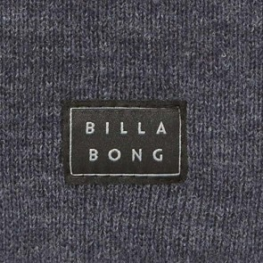 Billabong Disaster Beanie - Dark Slate Heather