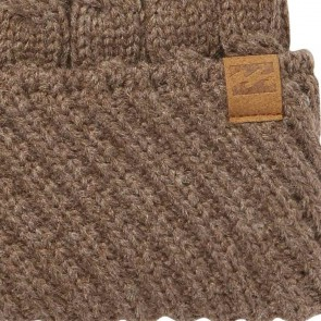 Billabong Hill Beanie - Bark Heather