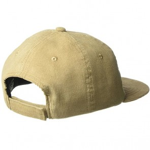 Billabong Re-Issue Cord Hat - Light Khaki
