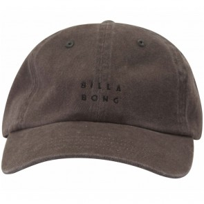 Billabong Denim Lad Cap Hat - Charcoal